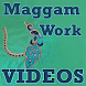 Maggam Work Design VIDEOs by Karan Thakkar 202