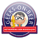 Geeks On Beer by TotMob