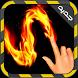 كتابة إسمك بالنار بإصبعك by araby mobily2