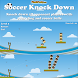 Soccer KnockDown Physics Game by FlashFooty.com