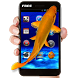 Fishes on Live Screen by Galaxy Launcher