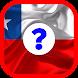 Logo quiz futbol Chileno by cristhian buendia