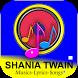 Shania Twain Musics & Lyrics by Songs Musica