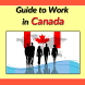 Guide to Work in Canada by nanzydesign