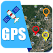 Earth Map Live GPS : Navigation & Tracking