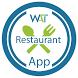 Restaurant app for demo by Web Artistic Technosol