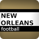 New Orleans Football: Saints by Naapps Sports