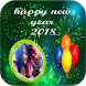 New Year 2018 Photo Frames by appfestival