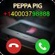Pepa Call Pig Prank 2018