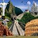 3D Hologram 7 Keajaiban Dunia Baru by RUINKA