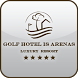 Golf Hotel Is Arenas by Green Consulting