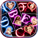 Lighting Text Photo Frames by Selfie Photo Collage Maker