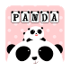 Cute Panda Keyboard by Keyboard Tema Designer
