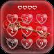 Love Lock Screen Password App by Heather Art