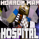 Map Hospital Horror for MCPE by KozyaXGames