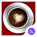Coffee-APUS Launcher theme by CoolAppPub