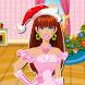 Santa Girl Christmas Night by amazingmobilegames