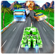 Real Army Tank Race : Endless Traffic Rider