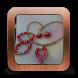 Silk Thread Necklace Ideas