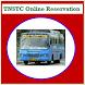 Search TNSTC Online Reservation || SETC by Ks App Tech