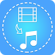 Video to mp3 Extractor by Globalpixel Apps