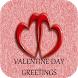 Valentine Day Greetings by Mistic Apps