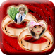 Lovely Ring Photo Frame by Photo App Collection