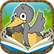 Tale of The Ugly Duckling by Classic fairy tales Interactive book for kids