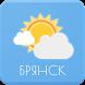 Погода. Брянск by AlVl.Dev