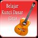 Belajar Kunci Dasar Gitar by guruandroid