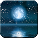 Full Moon Night Wallpaper by claybarapps