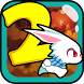 Rabbit Crazy Running by FFS Mobile