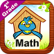 First Grade Math by RamkyS Tech