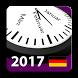 2017 Deutscher Kalender NoAds by Rhappsody Technologies