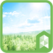 Healing Forest Launcher theme by SK techx for themes