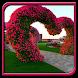 Flower Garden Arch Design by Irwan