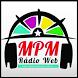 MPM Rádio Web by Inviva Soluções Web