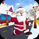 Santa Run by Funny Talking