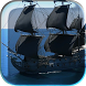 Black Pearl Ship Live Wallpap by Dominika Magic Wallpaper