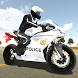 Police Motorbike City Rider by Monarchor