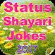 Status-Shayari-Jokes 2017 by Aimt Apps