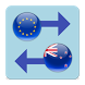 Euro x New Zealand Dollar by Currency Converter X Apps