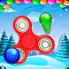 Fidget spinner bubble shooter / new fidget spinner