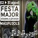 Festa Major 2014. Maspujols by Jordi Masqué Tell