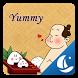 Yummy Sushi Boat Browser Theme by Digital Life International.