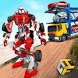 OffRoad Robot Transport Truck Driving Simulator by The Game Feast