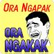 Humor Ngapak Lucu - Ora Ngapak Ora Ngakak by Supernova Media