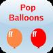 Pop Balloons Burst by Yobibyte Games