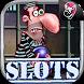 Prison Slots by Pink Zebra Games
