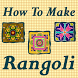 How To Make Rangoli Step Video by Diya Smith36